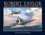 Air Combat Paintings Vol VI  von Robert Taylor