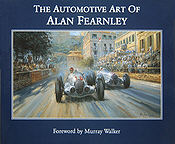 The Automotive Art of Alan Fearnley - Automobil Kunst Bildband
