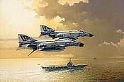 Robert Watts: Flying the Jolly Rogers, F-4 Phantom