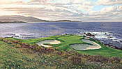 Pebble Beach Golf Links 7th